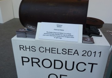 Product of the Year award - Chelsea Flower Show 2011